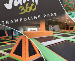 Jump 360 at Hartlepool