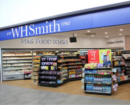 WH Smith one-stop-shop
