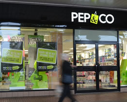 Pep & Co opens in Cwmbran