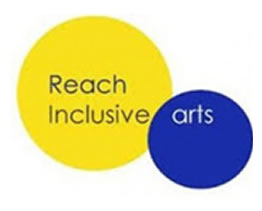 Proud to be supporting Reach Inclusive Arts